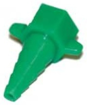 Replacement O2 Nipple and Nut Trees, Plastic
