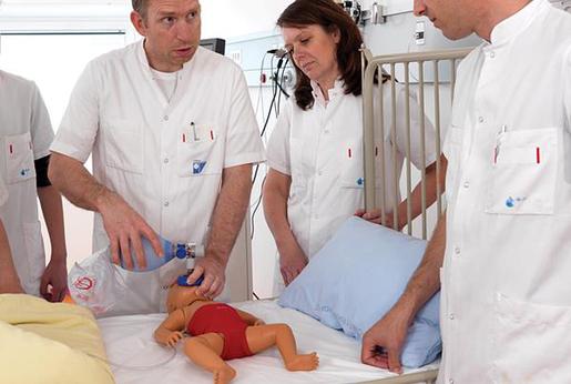 Ambu<sup>®</sup> Baby CPR Manikin
