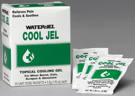 Water-Jel Cool Jel, Single-dose, 3.5g