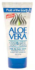Aloe Vera Gel, Fragrance-free, 6oz Tube
