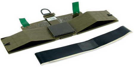 Ambu<sup>®</sup> Military Head Wedge Immobilizer