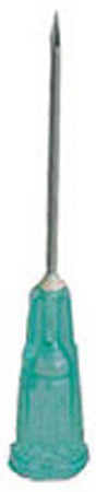 Exel<sup>®</sup> Hypodermic Syringe Needles, 21ga x 1&rdquo;