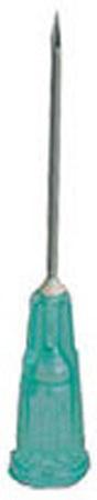 Exel<sup>®</sup> Hypodermic Syringe Needles, 18ga x 1&rdquo;