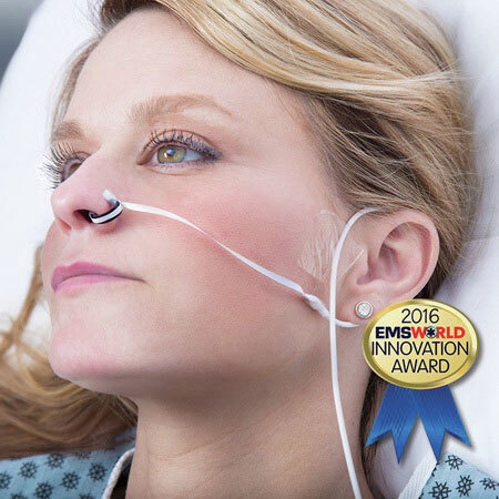 Curaplex<sup>®</sup> Assurance<sup>®</sup> Nasal Alar SpO2<sup>™</sup> Disposable Sensor