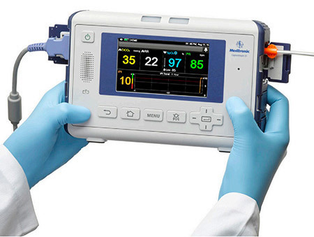 Medtronic Capnostream­<sup>™</sup> 35 Monitor