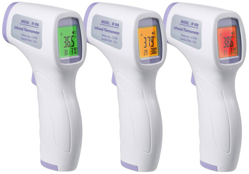 Non-Contact Infrared Thermometer IR 988