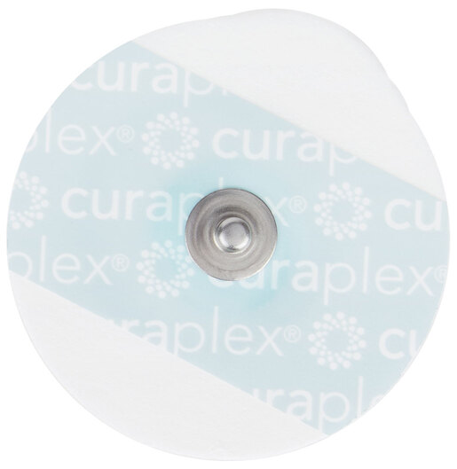 Curaplex<sup>®</sup> Foam Electrodes, Wet Gel, 50mm x 48mm, 6/pkg, 100 pkg/bx, 6 bx/cs