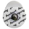 Ambu<sup>®</sup> WhiteSensor ECG Electrodes, Center Stud, Solid Gel, 50/package