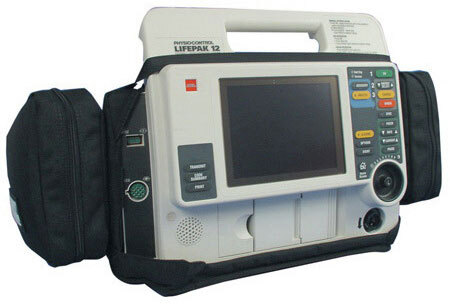 Curaplex<sup>®</sup> Defibrillator Case for Lifepak 12