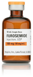 Furosemide, USP, Vial, 10mg/mL, 10mL