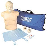Simulaids CPR Brad