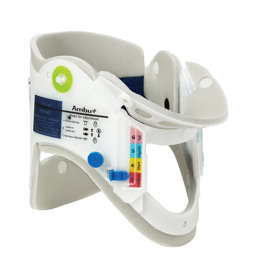 Ambu<sup>®</sup> Perfit ACE Extrication Collar, Adult