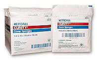 "Kendall Curity<sup>™</sup> Cover Sponge, Sterile, 4"" x 4"""