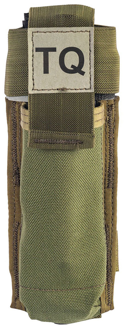 North American Rescue C-A-T<sup>®</sup> Tourniquet Holder, Olive Drab