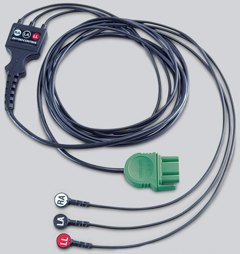 Physio-Control<sup>®</sup> 3-Lead ECG Cable