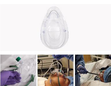 Curaplex<sup>®</sup> POM<sup>®</sup> Procedural Oxygen Mask<sup>®</sup>