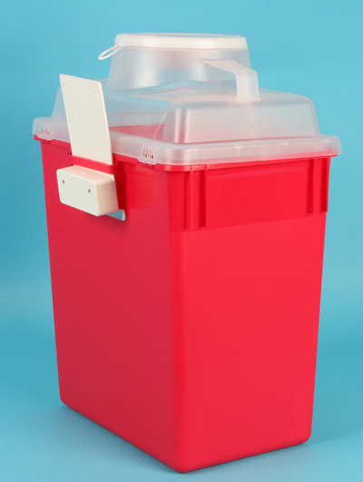 BD Multi-use Nestable Guardian Sharps Containers