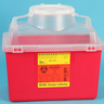 BD Multi-use Nestable Guardian Sharps Container, 3.5gal (14qt)