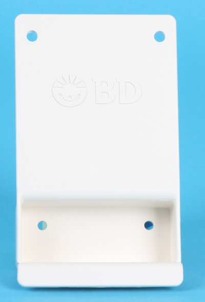 BD Sharps Container Bracket, Compatible with 8qt, 3.5gal and 6gal