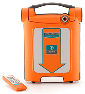 Cardiac Science Powerheart<sup>&reg;</sup> G5 AED Trainer with ICPR