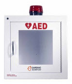 Zoll AED Surface Mount Wall Cabinet