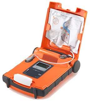 Cardiac Science Powerheart AED G5 with ICPR, Fully Automatic, English/Spanish