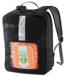 Cardiac Science<sup>&reg;</sup> Backpack for Powerheart G5 AED