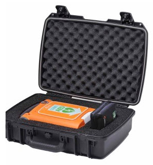 Cardiac Science<sup>®</sup> Hard Carry Case for Powerheart G5 AED