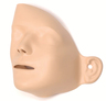 Laerdal Resusci Anne<sup>®</sup> Updates and Replacements, Manikin Faces, Light Skin, 6/package