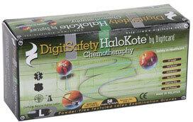 Digitcare<sup>®</sup> DigitSafety HaloKote<sup>™</sup> Powder-free Latex Exam Gloves