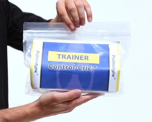 Pulmodyne<sup>®</sup> Control-Cric Training Kit