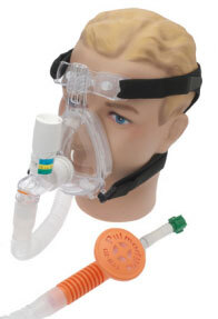 Pulmodyne<sup>®</sup> O2-MAX<sup>™</sup> BiTrac ED<sup>™</sup> with CPAP Valve and Fixed Flow Generator