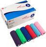 Dynarex<sup>&reg;</sup> Sensi-Wrap Self-adherent Bandage Rolls, Rainbow, 6&rdquo;
