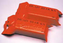 Morrison Disposable Foam Head Blocks