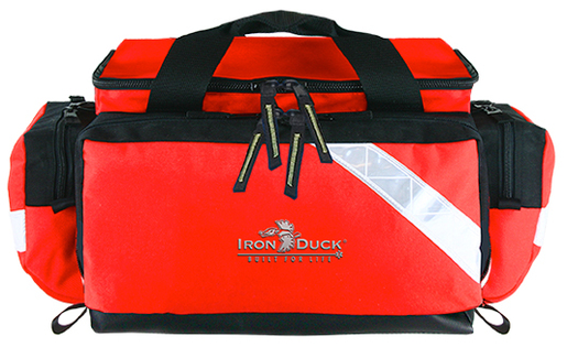 Iron Duck Trauma Pack Plus, Orange