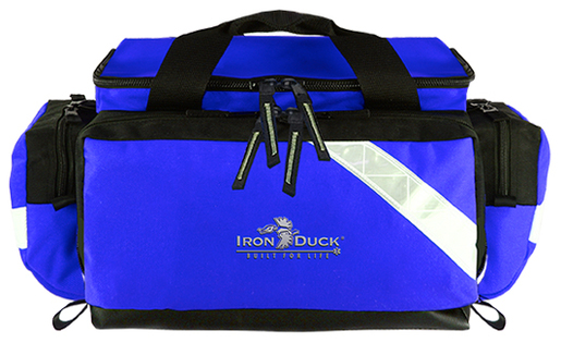 Iron Duck Trauma Pack Plus, Royal Blue