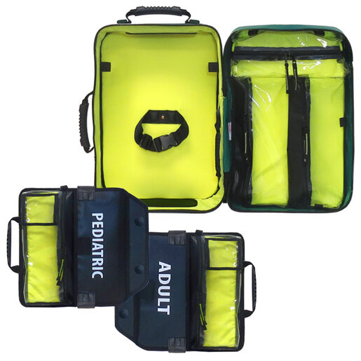 Iron Duck Metro TechPacks for Advanced Airways, Includes Modules