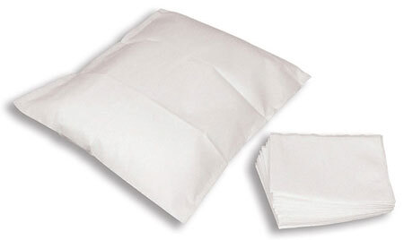 Curaplex<sup>&reg;</sup> Disposable Pillow Cases, 100/cs, 22&rdquo; x 30&rdquo;