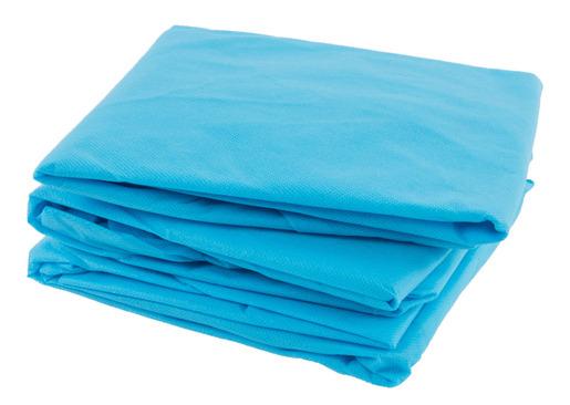 Curaplex<sup>®</sup> Regular Cot Sheets, Polyester, 73&rdquo; x 30&rdquo;