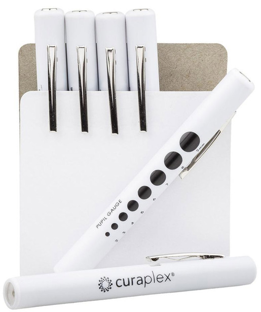 Curaplex<sup>&reg;</sup> Disposable Penlights