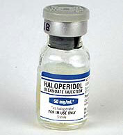 Haloperidol Deconoate, 5mg/mL, 1mL Single-dose Vial