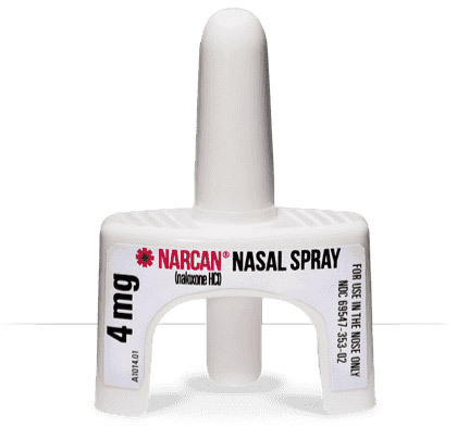 Adapt Naloxone HCI Nasal Spray, 4mg, 0.1mL
