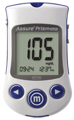 Assure<sup>®</sup> Prism Multi Blood Glucose Monitoring System
