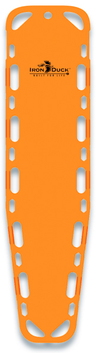 Iron Duck Ultra Vue 16 Backboard with Pins, Orange