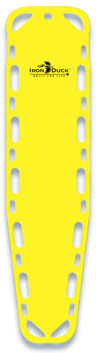 Iron Duck Ultra Vue 16 Backboard with Pins, Yellow