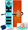 Iron Duck Pedi Air Align Complete System, Teal