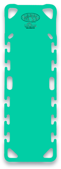 Iron Duck Pedi Air Align Complete, Board Only, Teal