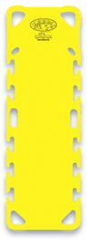 Iron Duck Pedi Air Align Complete, Board Only, Yellow