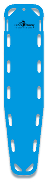 Iron Duck Base Board Backboard, Blue