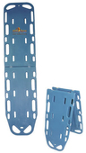 Iron Duck Ultra Space Save Backboard with Pins, Blue